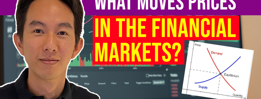 What Moves Prices in the Financial Markets