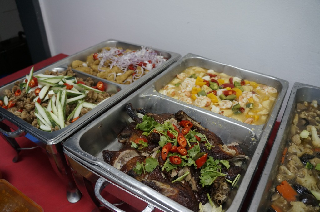 Free Lunch Provided for Workshops