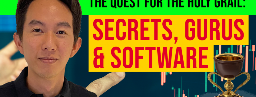 The Quest for the Holy Grail Secrets Gurus Software