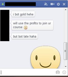 gold trade 050514