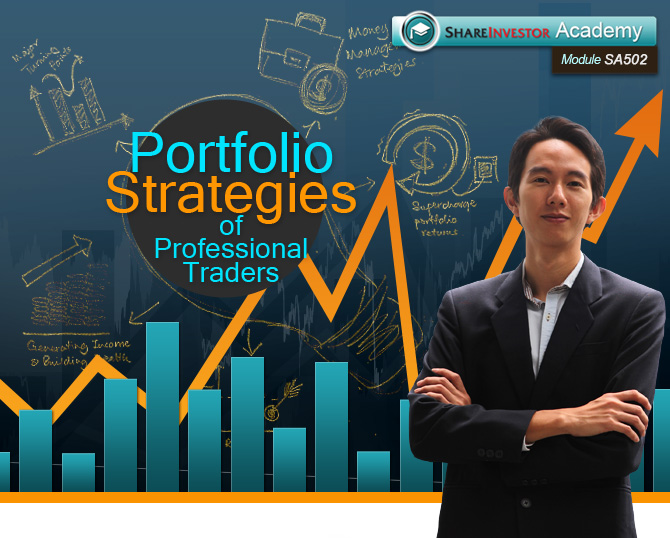 Portfolio of trading strategies