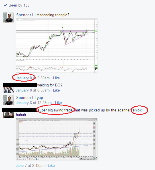 SGX Singapore Stocks | ComfortDelgro - Super Big Swing Trade! - Synapse Trading