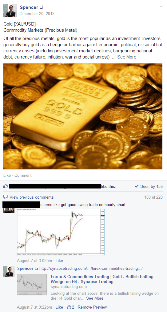 Gold Forex Trading in The World's Largest Market