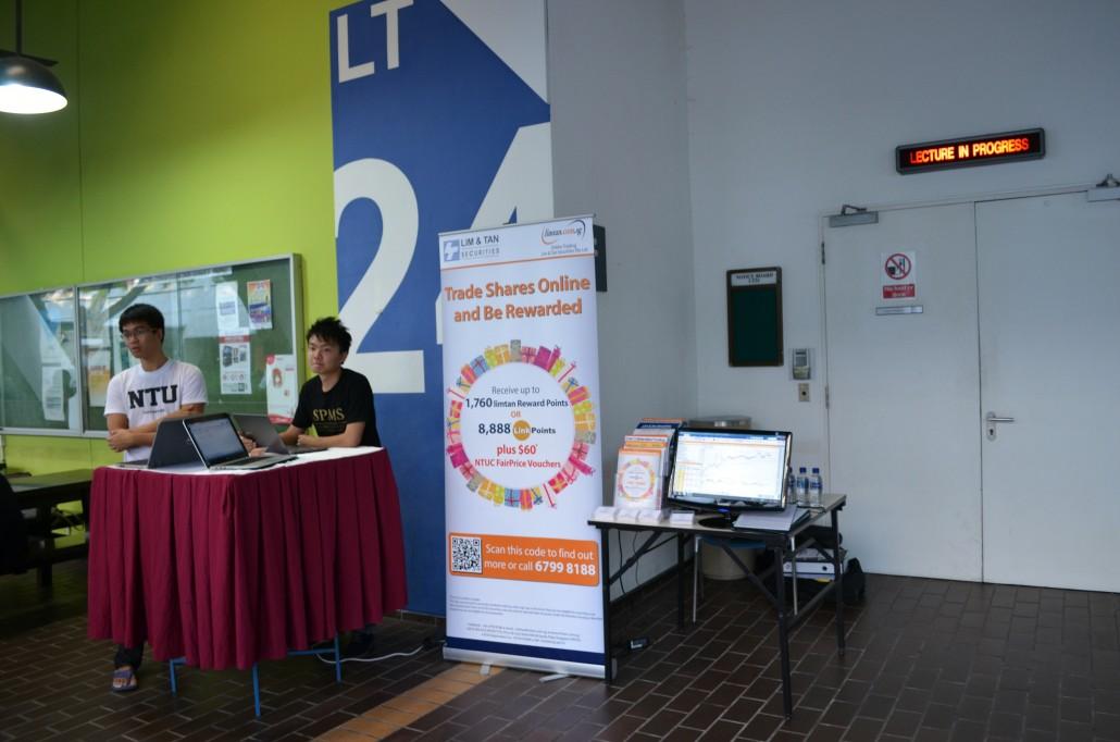 Guest Speaker at NTU | Proudly Sponsored by Lim & Tan