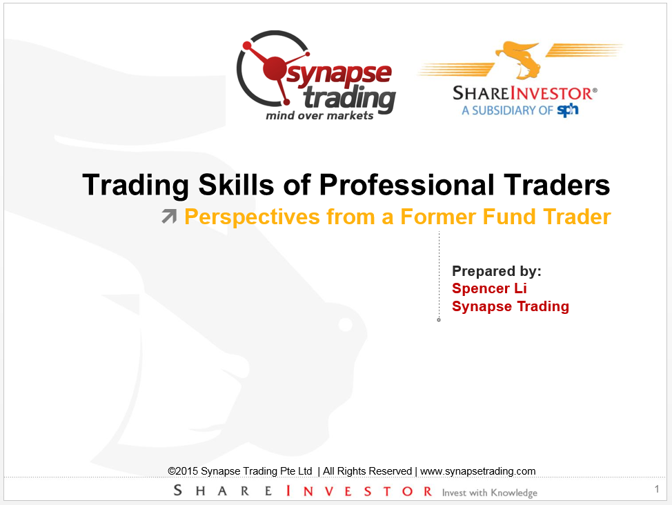 trading skills of professional traders 1