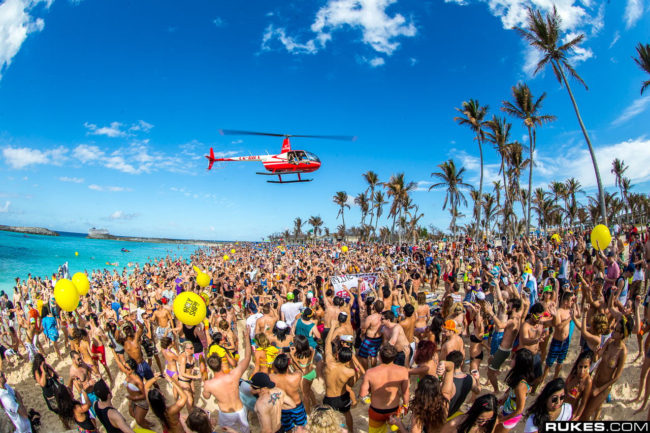 Miami Holy Ship Beach Party Photo By Stellaperformanceusa Com_ Synapse Trading