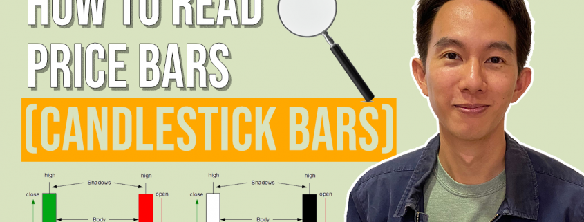 How to Read Price Bars Candlestick Charts