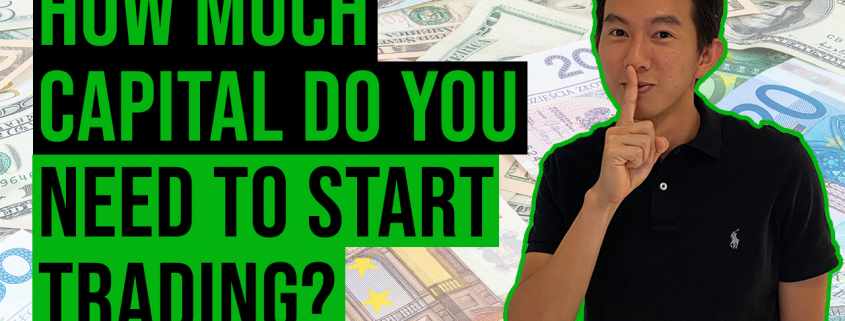 how much capital do you need to start trading