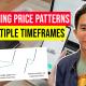 Analyzing Price Patterns on Multiple Timeframes