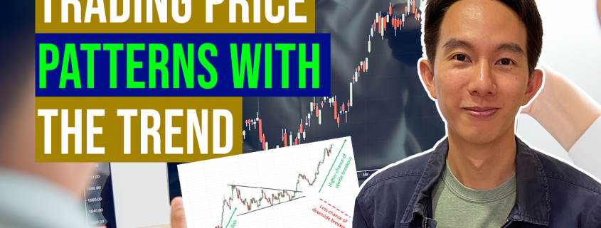 Trading Price Patterns with the Trend
